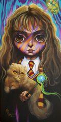 Big Eye Hermione