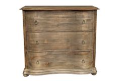Three Drawer Chest (CA_M0016)