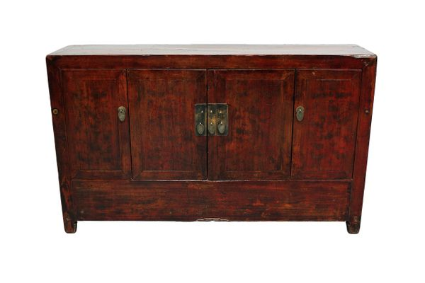 Antique Asian Cabinet (161864) - Antique Asian Cabinet (161864) Mariner Trading Company, Inc