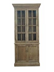 Glass Door Hutch (CA_M0048)