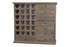 Wine Storage Cabinet (CA_M0032)