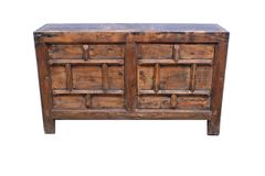 Countryside Cabinet - Natural Finish