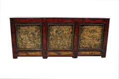Antique Asian Cabinet (161865)