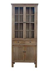 Glass Door Hutch (CA_M0041)