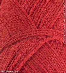 Brown Sheep Company Nature Spun Worsted, Scarlet, 3.5 oz.