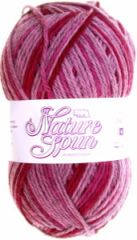 Brown Sheep Company Nature Spun Worsted, Rosy Mauve, 3.5 oz.