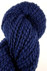 Brown Sheep Company Lana Boucle Yarn, Rich Navy, 180 yds.