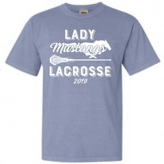 LADY MUSTANGS LAX 2019 - Stick Mustang Design