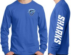 SHARKS Fall 2018 - Long Sleeve