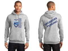 SHARKS Fall 2018 - Sponsor Hoodies and Tees