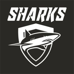 SHARKS Fall 2018 - Decal
