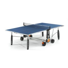 Cornilleau 250S Crossover Indoor / Outdoor Ping Pong Table - Blue