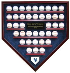 Create Your Own World Series Champions 39 Baseball Display Case
