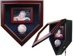 Little All Star Single Baseball Display Case Shadow Box