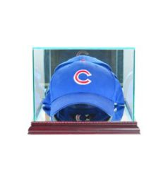 Rectangular Hat / Cap Glass Display Case