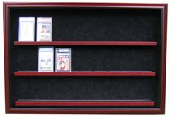 24 Graded Card Display Case