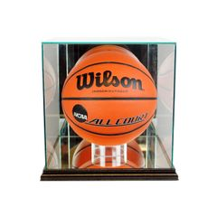 Rectangle Basketball Glass Display Case