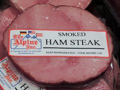 HAM STEAK PACKAGE