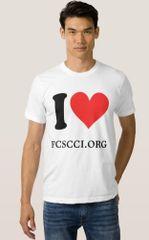 FCSCCI.ORG UniSex T-Shirt