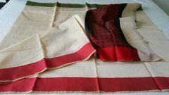 Designer Exclusive Cream Weaven Palla Kota Cotton Saree KCS110