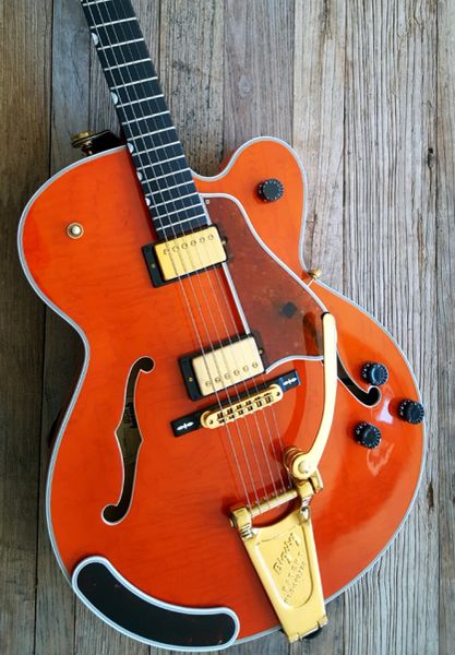 Vintage Gibson Guitars >> Near Mint Vintage Gibson Chet Atkins Country Gentleman Made In Usa