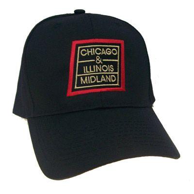 new product 80592 2579a ... purchase chicago illinois midland railroad cap hat 40 2100 95b34 06b6b