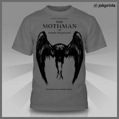 The Mothman T-Shirt (Gray)