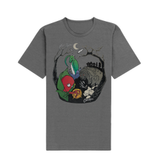 Bray, Flatwoods, and Champ Monsters T-Shirt