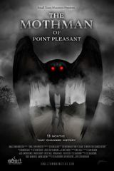 11x17 The Mothman of Point Pleasant official poster