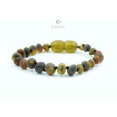 Green anklet/bracelet