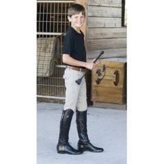 Ovation® EuroWeave™ 4-Pocket Breeches - Boy's