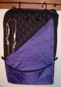 Padded bridle rack bag