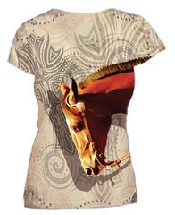 Western Pleasure Vneck