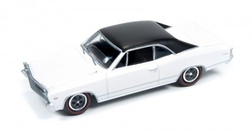 Johnny Lightning Muscle Cars Usa Release 1 Set B 1967 Chevy Chevelle
