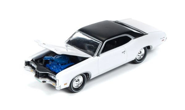 Johnny Lightning Muscle Cars Usa R2 Set C 1971 Mercury Montego