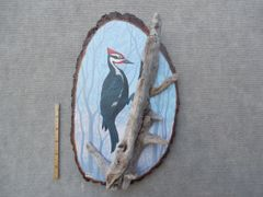 Woodpecker (large) SOLD