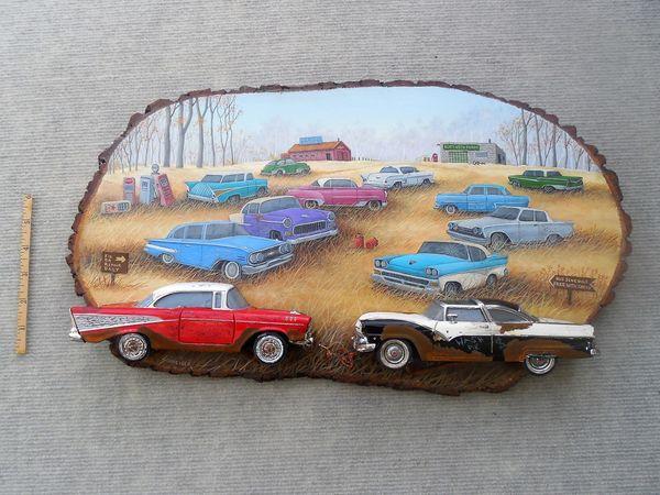 Cars/Trucks (sold/Lg./$225