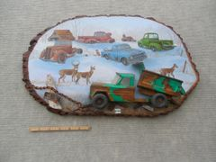 Cars,Trucks & Wagons (Large) SOLD