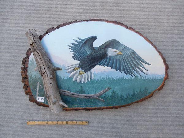 Eagle (medium). SOLD