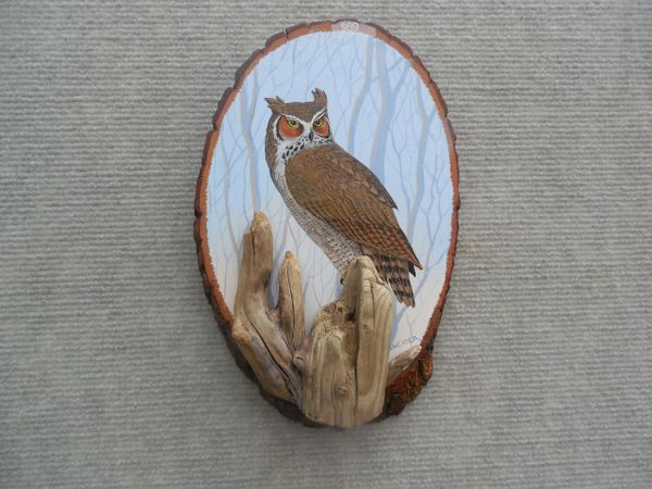Owl (sold/sm./$65