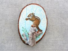 Chipmunk (Medium ) SOLD