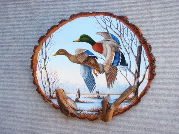 Duck (sold/med/$165