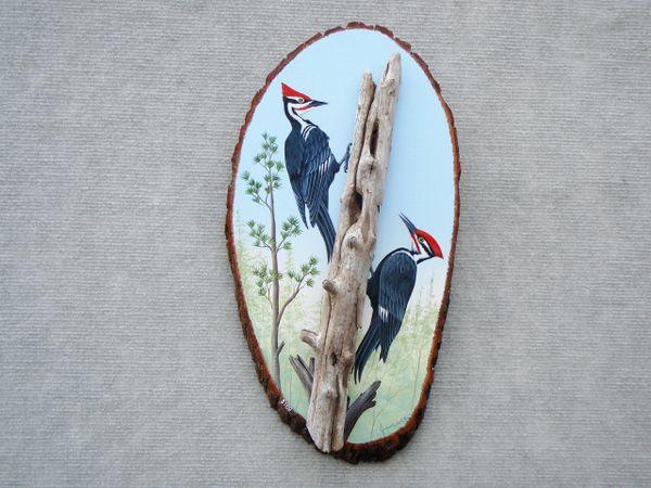 Woodpecker (sold/Med./$115