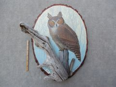Owl (large) SOLD