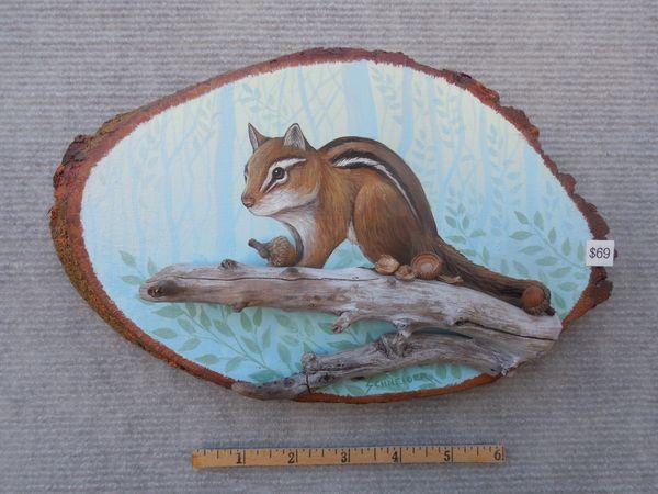 Chipmunk (small) SOLD