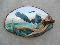 Eagle (Sold/ Large/ $225)