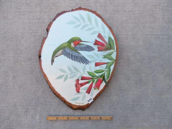 Hummingbird (small) SOLD