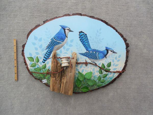 Blue Jay (sold/med/$190