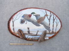 Ducks (large) SOLD