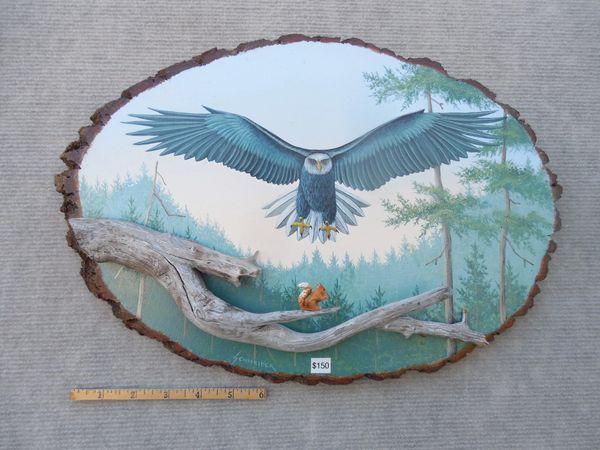 Eagle (large) SOLD